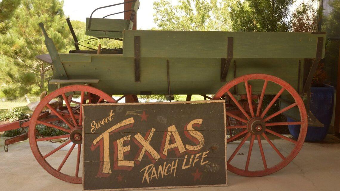 Ranch in Texas, vivi da cowboy